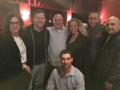 Lori, Dan, Sal, Wendi, Robert, Brian & Craig
