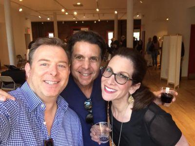 Dan Pfeifer, Michael Nuzio and Lori M. Berlin also represented the Ray Pfeifer Foundation.
