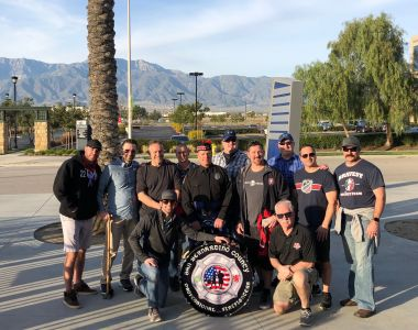 The fellas out in California are beating the drum for our sick 9/11 first responders.