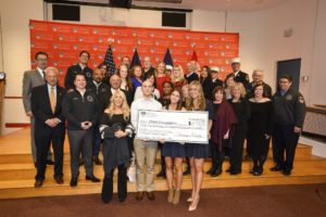 Keith Young Family<BR>Shark Tank Donation<BR>Brooklyn, NY<BR>January 2019