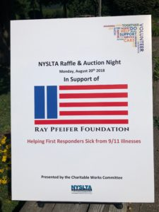 New York State <BR>Land Title Association Fundraiser <BR> Lake George, NY<BR>August 2018