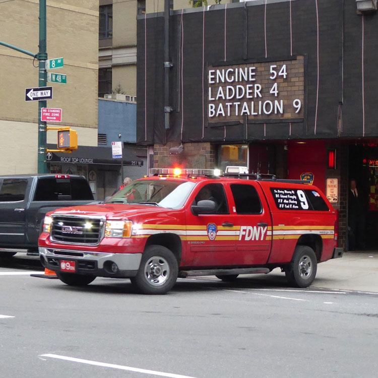RPF Golf Outing Sponsor - Engine 54 Ladder 4 Batallion 9
