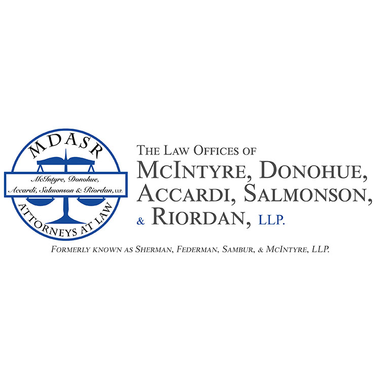 RPF Golf Outing Sponsor - McIntyre, Donohue Accardi, Salmonson, Riordan