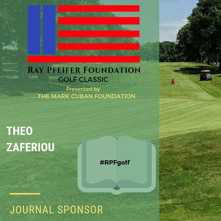 RPF Golf Outing Sponsor - Theo Zaferiou